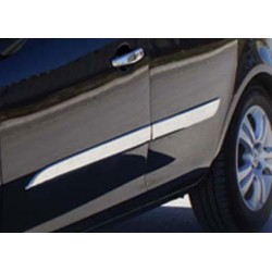 Covers rods doors chrome for Opel CORSA D 2006-[...]