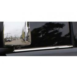 Window trim cover chrom alu for Opel COMBO C 2001-2011