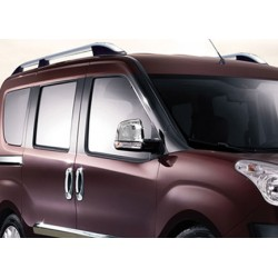 Chrom mirror cover for Opel COMBO D 2012-[...]