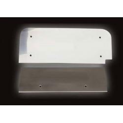 Door sill cover for Opel VIVARO II 2001-2010