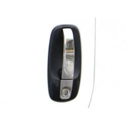 Handle door chrome for Opel VIVARO II - covers [...] Facelift 2010-[...]