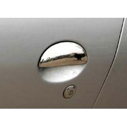 Peugeot 107 3 door chrome door handle covers