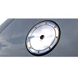 Covers chrome cache tank of gasoline for Peugeot 206 / 206 PLUS 1998-2012