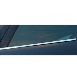Window trim cover chrom alu for Peugeot 207 2006-2012