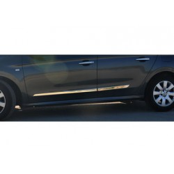 Covers rods doors chrome for Peugeot 208 2012-[...]