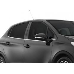 Window trim cover chrom alu Peugeot 208 2012-[...]