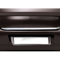 Rear bumper sill cover for Peugeot 301 2013-[...]