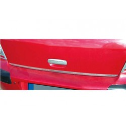Rear bumper sill cover for Peugeot 307 2001-2008