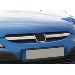 Rod's grille chrome for Peugeot 307 2001-2005