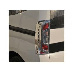 Contour chrome for rear lights Peugeot BIPPER 2008-[...]