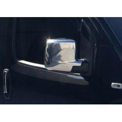 Chrom mirror cover for Peugeot BIPPER 2008-[...]