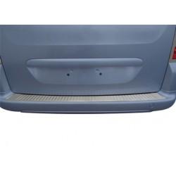 Rear bumper sill cover alu for Peugeot PARTNER (II) TEPEE 2008-[...]