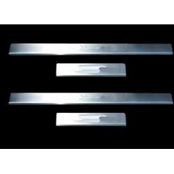Door sill cover for Renault SYMBOL II 2009-2013
