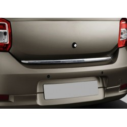 Rear bumper sill cover for Renault SYMBOL III 2013-[...]