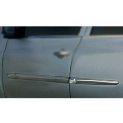 Covers wands doors chrome for Renault CLIO III 2006 - 2012