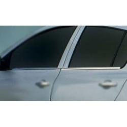Window trim cover chrom alu for Renault CLIO III 2006-2012