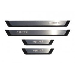 Sills SPORT for Renault CLIO III