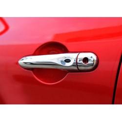 Renault CLIO IV 5-door chrome door handle covers