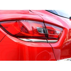 Contour chrome for rear lights Renault CLIO IV 2012-[...]