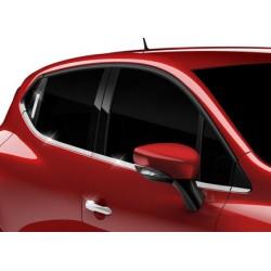 Window trim cover chrom alu for Renault CLIO IV 2012-[...]