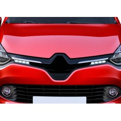 Rod's grille chrome for Renault CLIO IV 2012-[...]