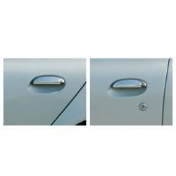 Renault MEGANE I 3 door chrome door handle covers