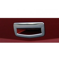 Cover handle trunk chrome for Renault MEGANE II 2004 - 2010