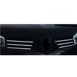 Rod's grille chrome for Renault MEGANE II 2004-2005