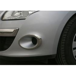 Contour chrome for fog Renault MEGANE III 2009-[...]