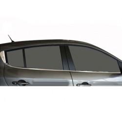 Window trim cover chrom alu for Renault MEGANE III 2009-[...]