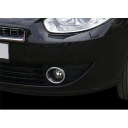 Contour chrome for fog Renault FLUENCE 2010-[...]