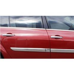 Renault LAGUNA III 4-door chrome door handle covers