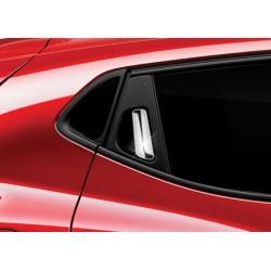 Renault LAGUNA III 2-door chrome door handle covers