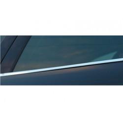 Window trim cover chrom alu for Renault SCENIC I Facelift 1999-2003