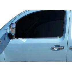 Window trim cover chrom alu for Renault KANGOO II 2008-[...]