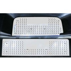 Door sill cover for Renault traffic II Facelift 2010-[...]