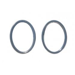 Contour chrome for fog Renault MASTER 2010-[...]