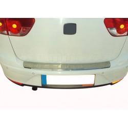 Rear bumper sill cover alu brushed for Seat ALTEA XL 2007-[...]