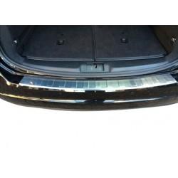 Rear bumper sill cover alu for Seat ALHAMBRA II 2010-[...]