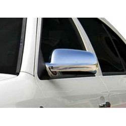 Covers mirrors stainless chrome for Skoda OCTAVIA II (A5) 2004-2013