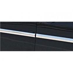 Covers rods doors chrome for Skoda OCTAVIA II (A5) 2004-2013