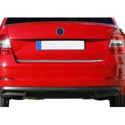 Rear bumper sill cover for Skoda OCTAVIA III (A6) 2013-[...]