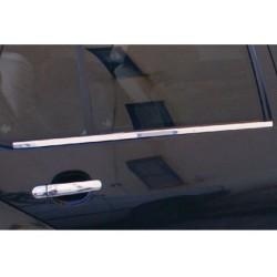 Window trim cover chrom alu for Skoda FABIA I 2000-2007