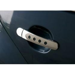 Cover sports chrome for Skoda SUPERB door handles I 2001-2008 4 doors