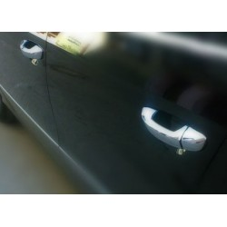 Skoda SUPERB II chrome door handle covers