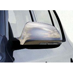 Covers mirrors stainless chrome for Skoda SUPERB II 2008-[...]