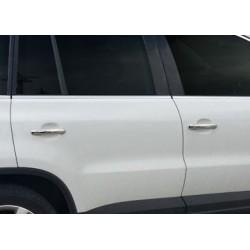 Skoda YETI 4-door chrome door handle covers