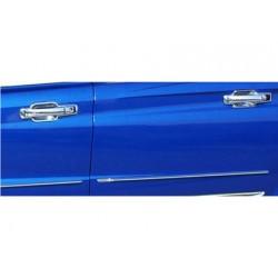 Ssangyong REXTON II chrome door handle covers