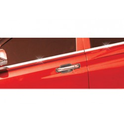 Window trim cover chrom alu for Ssangyong REXTON II 2006-[...]