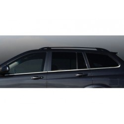 Window trim cover chrom alu for Ssangyong KYRON Facelift 2007-[...]